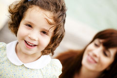 Smiling child Royalty Free Stock Photo