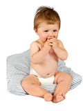 Smiling child Stock Photo