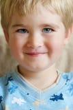 Smiling child Stock Photo