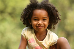 Smiling Child Royalty Free Stock Images