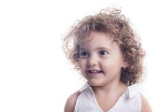 Smiling child Stock Image