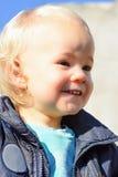 Smiling child portrait Stock Photography
