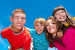 Smiling children Royalty Free Stock Photo