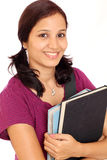 Smiling college student Stock Photos