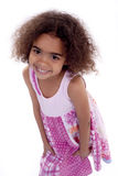 Smiling cutie Royalty Free Stock Photography
