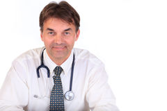 Smiling doctor Royalty Free Stock Image