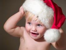 Smiling elf Stock Image