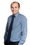 Smiling executive Stock Image