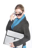 Executive female Royalty Free Stock Photography