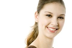 Smiling Face Stock Images
