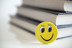 Smiling face Royalty Free Stock Image
