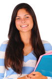 Smiling Female Student Stock Images