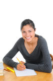 Smiling Female Student Royalty Free Stock Image