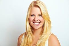 Smiling female teenager Royalty Free Stock Photo