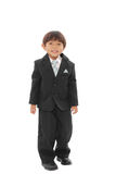 Smiling Formal Toddler Stock Photo