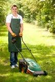 Smiling gardener Royalty Free Stock Photo