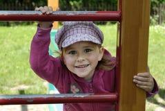Smiling girl Stock Image