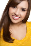 Smiling Girl Royalty Free Stock Photo