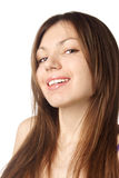 Smiling girl Stock Image