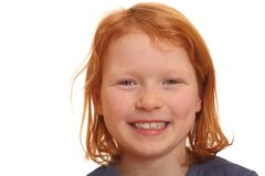 Smiling girl Royalty Free Stock Image
