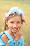 Smiling girl Royalty Free Stock Photos