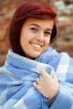 Smiling girl Royalty Free Stock Photography