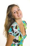 Smiling Girl Stock Photography