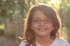 Free Smiling Girl Royalty Free Stock Photos - 46608668