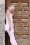 Smiling girl royalty free stock images