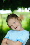 Smiling girl Royalty Free Stock Image