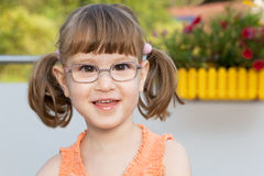 Smiling girl Royalty Free Stock Photo