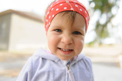 Smiling Girl Stock Photo