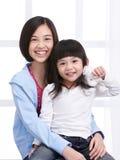 Smiling girls Royalty Free Stock Images