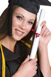 Smiling Graduate Royalty Free Stock Photo