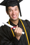 Smiling Graduate Stock Photo