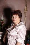 Smiling grandmother Stock Photos