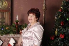 Smiling grandmother Royalty Free Stock Photos