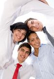 Smiling group Royalty Free Stock Photography