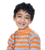 Smiling, Handsome Little Boy royalty free stock images