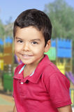 Smiling, Handsome Little Boy Royalty Free Stock Photography