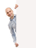 Smiling handsome man Royalty Free Stock Photos