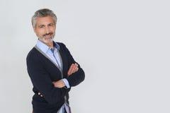Smiling handsome man  Stock Image