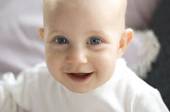 Smiling Happy Baby Royalty Free Stock Images