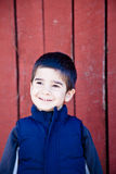 Smiling Happy Little Boy Royalty Free Stock Photo