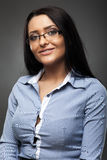 Smiling hispanic businesswoman Royalty Free Stock Photography