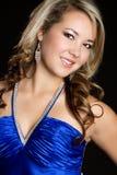 Smiling Hispanic Girl Royalty Free Stock Photography