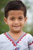 Smiling Indian Child Stock Photography