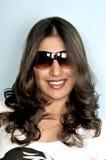 Smiling indian girl Stock Photos