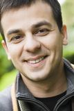 Smiling Indian Male Stock Photography