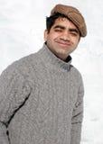 Smiling Indian man Stock Image